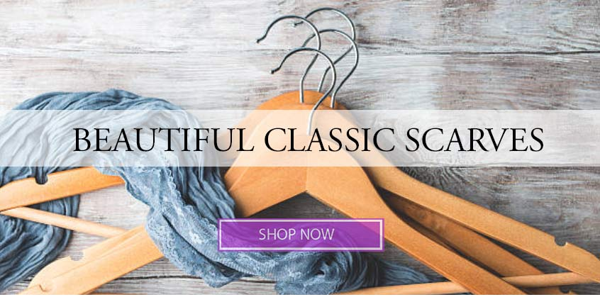 Beautiful Classic Scarves