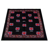 Black London Union Jack Flag Bandana (UK)