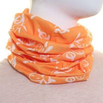 Orange Rabbit Multifunctional Bandana
