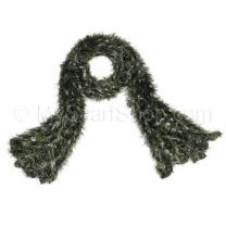 Green Mix Magic Snood Scarf