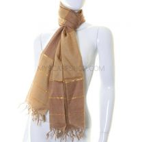 Brown Lightweight Pashmina