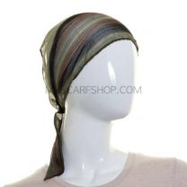 Stripes Headwrap