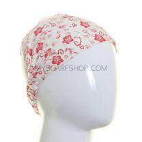 Floral Wide Headband