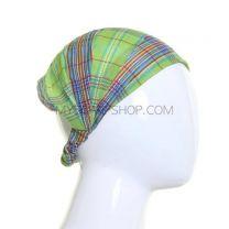 Tartan Headwrap