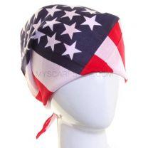 American Flag Bandana (USA)