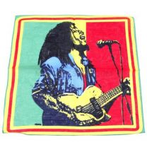 Singing Bob Marley Bandana