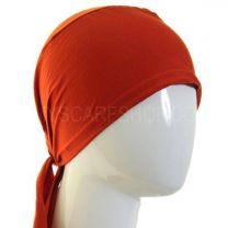 Flame Al Amira Tie Back Hijab Bonnet
