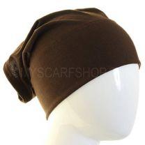 Dark Brown Al Amira Tube Hijab Bonnet