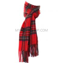 Royal Stewart 100% Wool Scarf