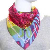 Multicolour Paisley Bandana