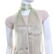 Lurex Fashion Scarf