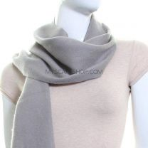 Lambswool Scarf (Grey)