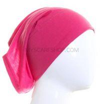 Fuchsia Al Amira Tube Hijab Bonnet